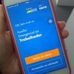 Caixa Econômica lança site e aplicativo para solicitar auxílio emergencial de R$ 600 á R$ 1.200 para MEI e Bolsa Família.